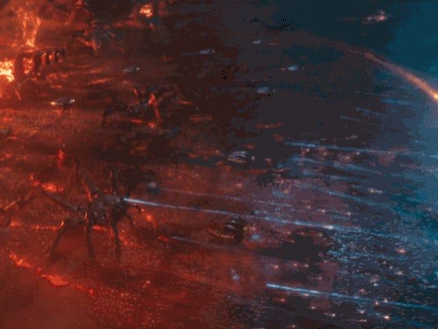 La première bande-annonce d' <i>Aquaman</i> est aussi épique que moite