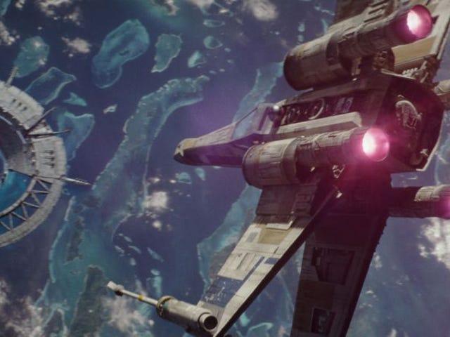 Weekend Box Office: Rogue One fortsätter att sväva när Assassin's Creed faller platt