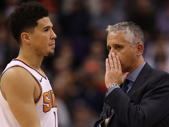 These Goddamned Suns Have Fired Their Goddamned Coach