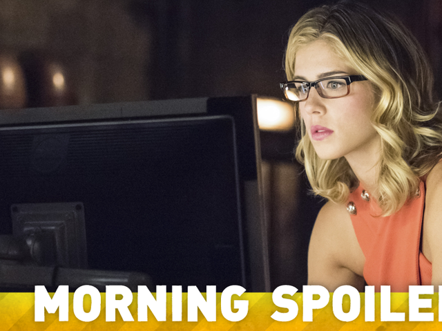 Do Arrow Set Pictures Reveal The Ultimate Fate Of Felicity Smoak?
