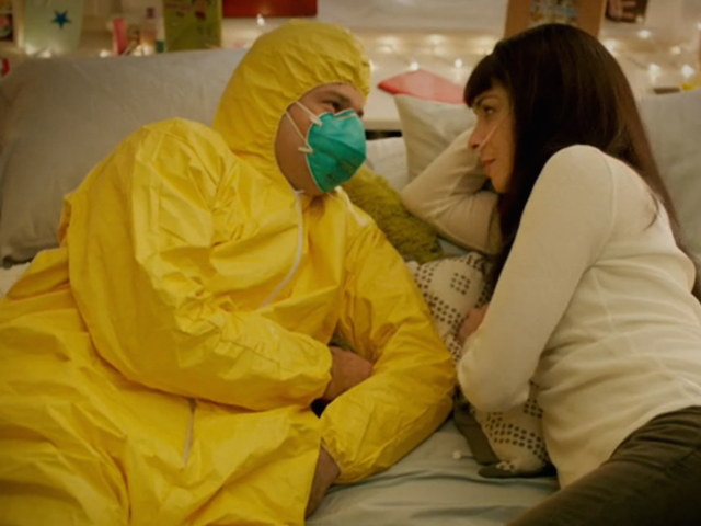 The Sad Teen Death Movie Is a Lot Less Romantic with Ebola
