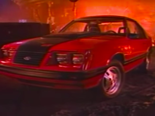 The Ford Mustang GT Is The Boss For 1983