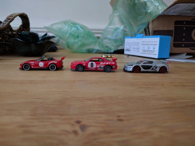 I Bought Small Cars