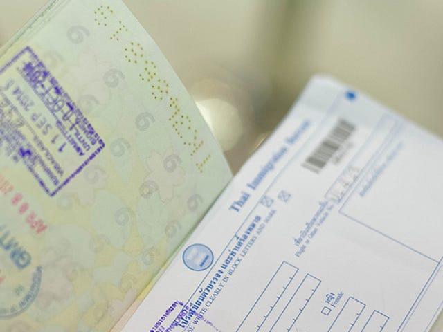 Kiểm tra nếu điểm đến của bạn yêu cầu trang hộ chiếu trống trước khi đặt