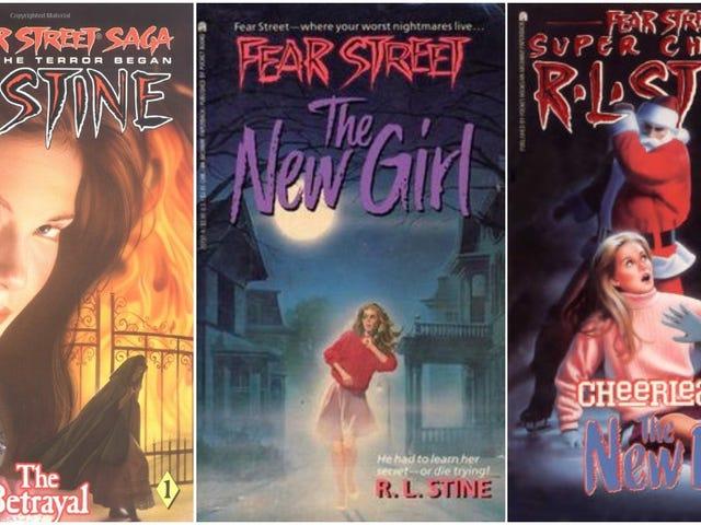 Fear Street ile RL Stine, YA'nın önde gelen genç slasher'ı olarak ortaya çıktı.