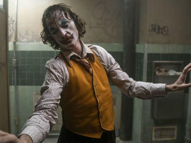 Cómo Joker fue diseñada para dejarte sin palabras