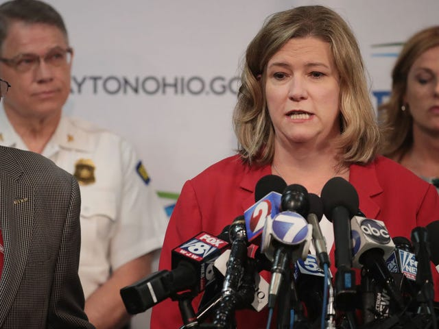 This Is America: Dayton, Ohio, Mayor Had Security Increased After Public Fallout With Trump