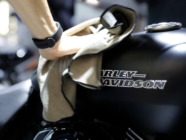 Harley-Davidson Just Can't Catch A Break