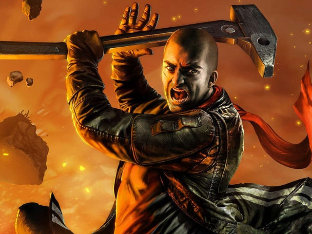 Red Faction: Guerrilla Deserved Better