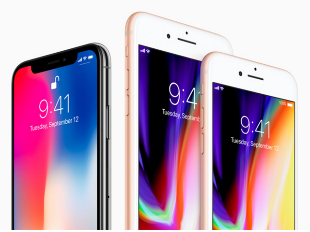 iPhones Compared: How the iPhone X Stacks Up Against iPhone 8 and 8 Plus