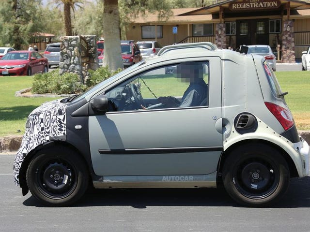 Oh Twingo, what did they do to you!