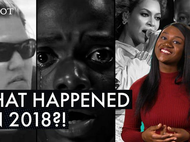 Es tan difícil decir adiós: el largo año de AF de 2018