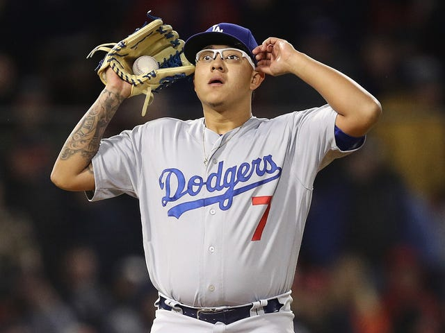 Dodgers Pitcher Julio Urias Arrested On Suspicion Of Domestic Violence