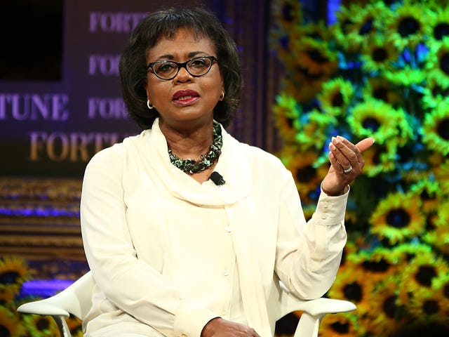 Anita Hill Will Lead a Commission to Check Sexual Abuse in Hollywood