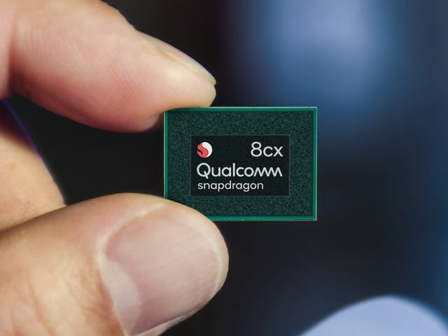 The Snapdragon 8cx Is Qualcomm's First Purpose-Built Chip for Laptops