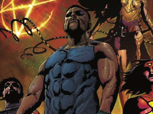 The Avengers discover a new superhero team in this Strikeforce #1 exclusive