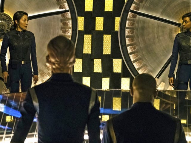 Star Trek: Discovery showrunners share their influences and more character backstory