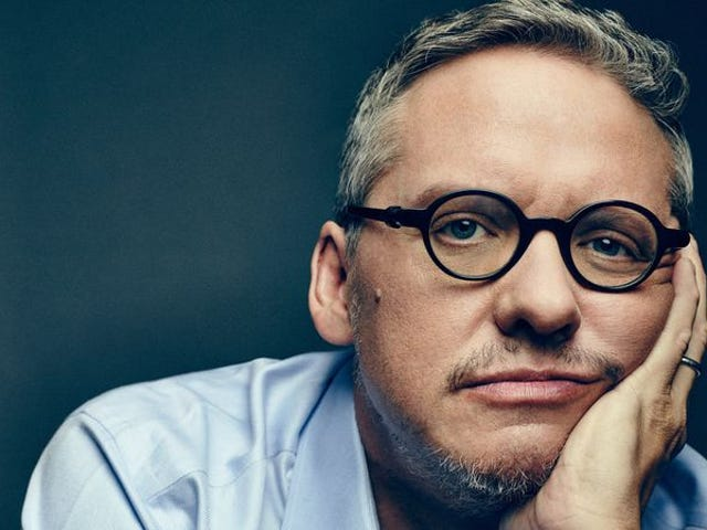 """Big Short director Adam McKay on political comedy in """"fucked-up times"""""""