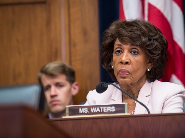 Hack 'Journalist' Files Assault Charges Against Maxine Waters