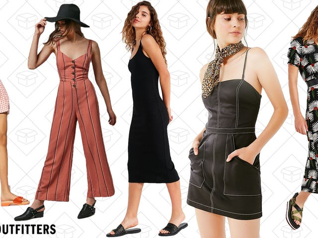Ignore Real Pants With 30% Off Dresses and Rompers At Urban Outfitters