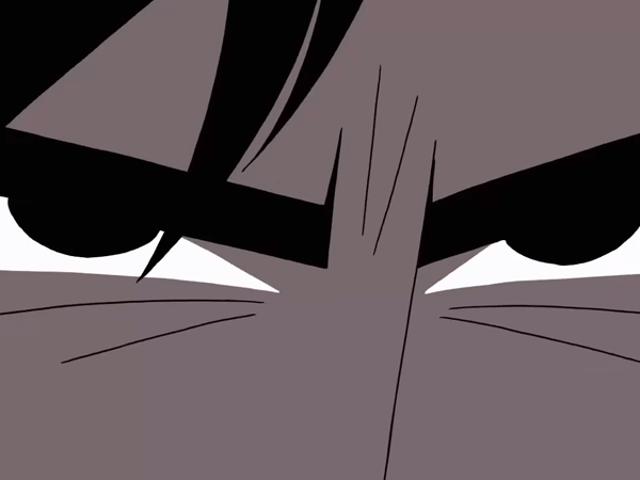 Genndy Tartakovsky tạo ra Samurai Jack bởi vì anh ta đã mệt mỏi với việc viết đối thoại