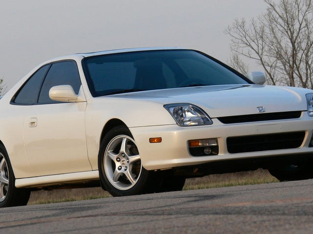 Here's What A Prime Honda Prelude Is Worth Today