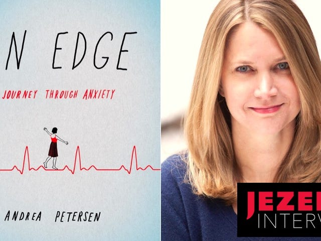 Andrea Petersen's New Book Gives Anxiety Sufferers Something to Hold Up