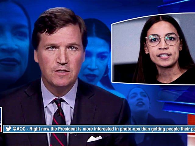 Fox News Debuts Premium Channel For 24-Hour Coverage Of Alexandria Ocasio-Cortez<em></em>