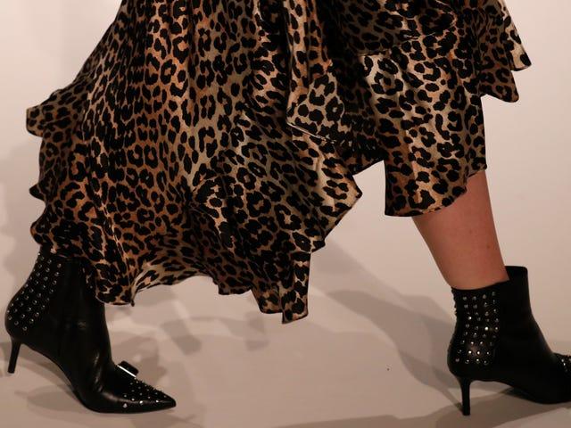 Leopard Print Is Not Tacky--It's Eternal