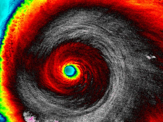 A Recent Hurricane Shot a Bolt of Antimatter Toward Earth