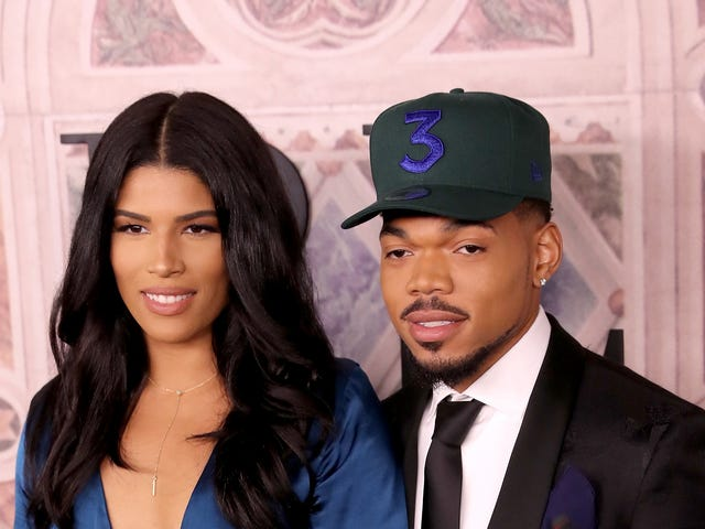Chance the Rapper Becomes Chance the Groom; Marries Longtime Boo Kirsten Corley