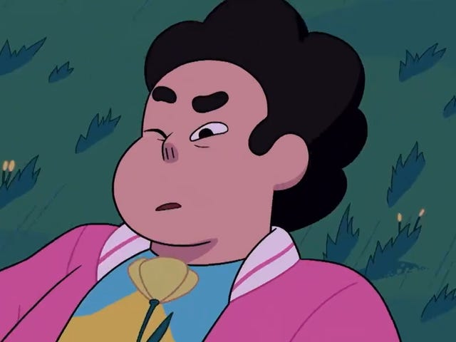 Steven is ready to retire in the first trailer for Steven Universe: The Movie