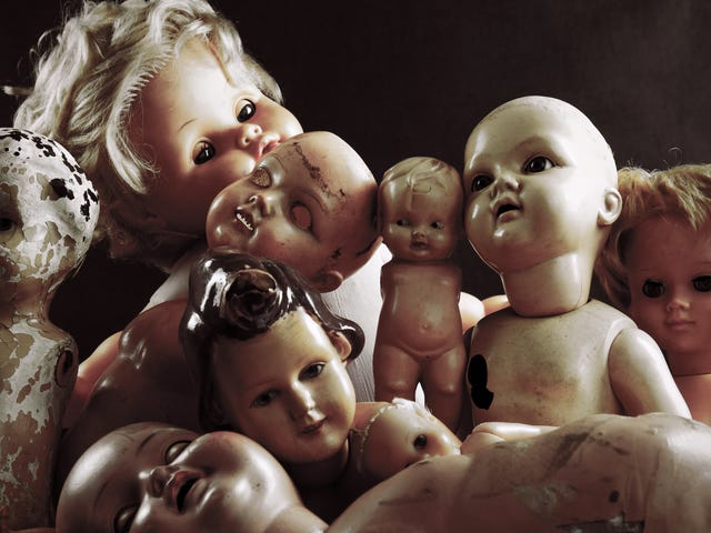 "Museum Minnesota mengadakan kontes boneka menakutkan untuk beberapa ""Halloween fun"""