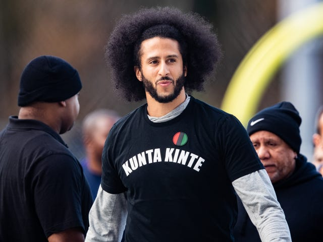 No More Mr. Nice Guy: NFL Commissioner Roger Goodell Announces 'We've Moved On' From Colin Kaepernick