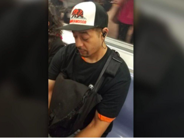 Racist Manspreading Douchebag on Subway Caught After Attacking Black Woman: Report