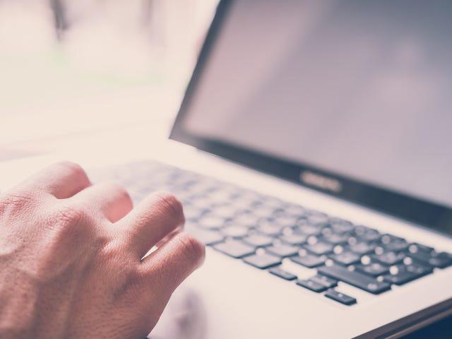 Hanki Googlen hakutulokset, joissa on enemmän yksityisyyttä käyttämällä Aloitussivua