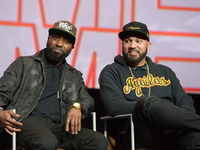Twitter Faves Desus Nice and the Kid Mero Headed to Showtime for Weekly Late-Night Talk Show
