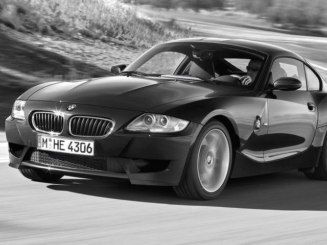 Pupunta ako upang maging tapat: Nakalimutan Ko ang BMW Z4 M Coupe Lumabas
