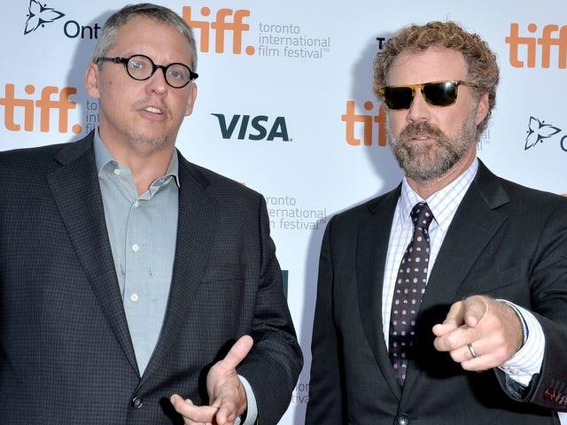 Adam McKay i Will Ferrell zabijają partnerstwo produkcyjne Gary'ego Sancheza