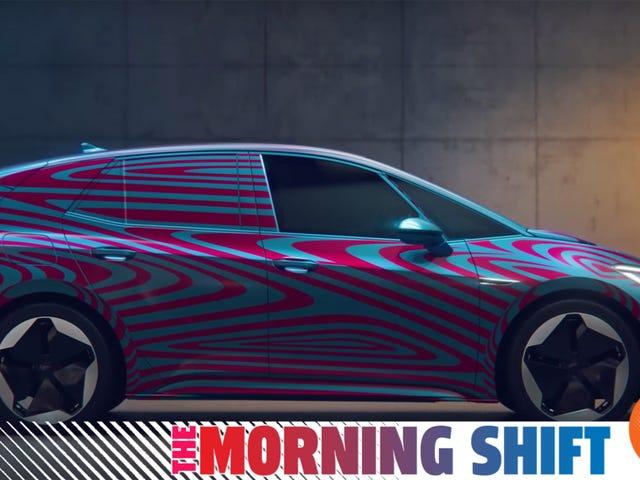 Volkswagen dan Ford sedang mengemas secara besar ke atas Kereta Elektrik dan Autonomi