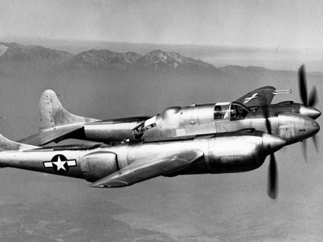 The Lockheed XP-58 Chain Lightning: Lightning never strikes twice [Wingspan]