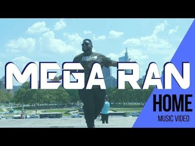 Track: Home | Artist: Mega Ran | Album: Beyond The Stars: a Mixtape
