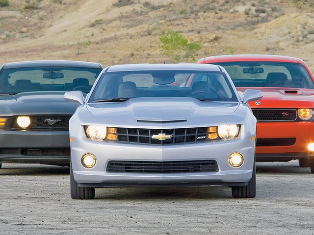 The 2000s and the American Muscle Revival