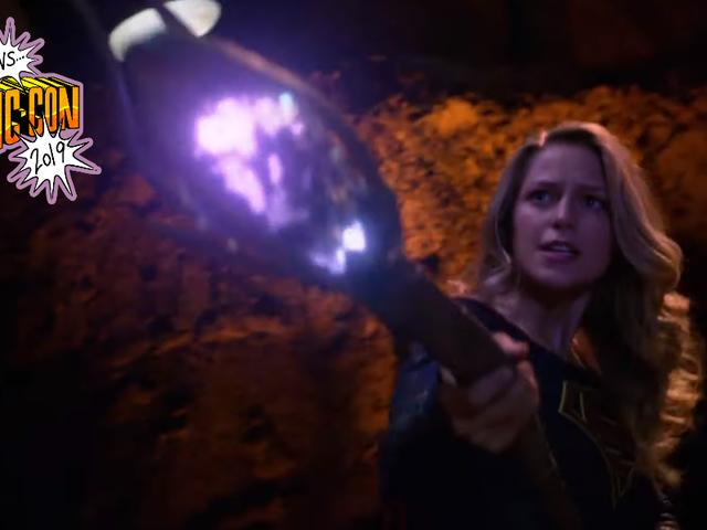 Длительный кипящий конфликт занимает центральное место в трейлере сезона Supergirl