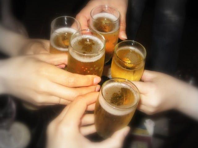 Έχοντας ένα ζευγάρι ποτά θα μπορούσε να σας κάνει πιο ελκυστική για τους άλλους
