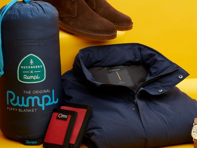 Huckberry's 2018 End of Year Clearance Sale: Up To 50% Off Boots, Jackets, Slippers, & More