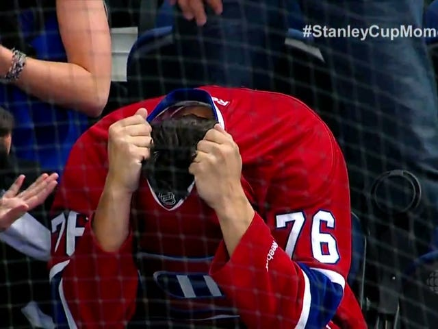 <i>Hockey Night In Canada</i> के एनएचएल सीज़न-एंडिंग मॉन्टेज <i>Hockey Night In Canada</i> देखें