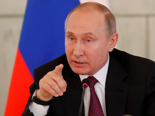 Russia Expels 23 British Diplomats in Tit for Tat Over Spy Poisoning