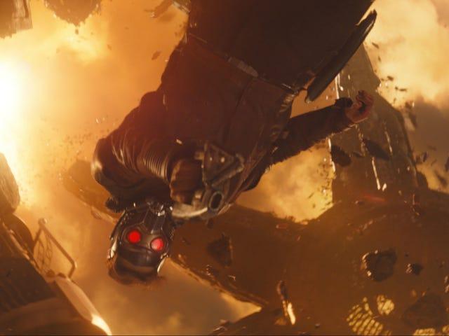 感谢<i>Infinity War</i> ,漫威可能需要新战略来推动其即将发布