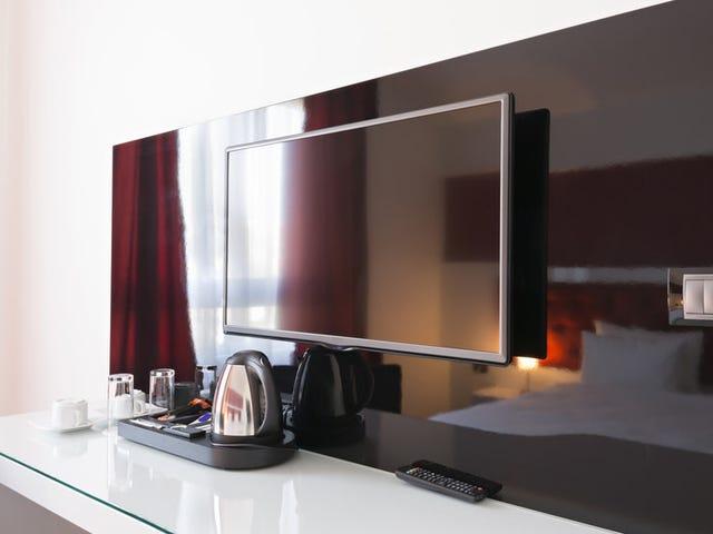 Cara Outsmart TV Bilik Hotel Anda dan Gunakan Port HDMI Its untuk Apa-apa yang Anda Mahu